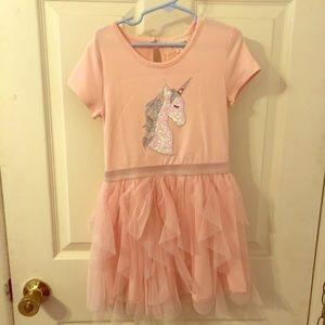 Unicorn Dress Size 6